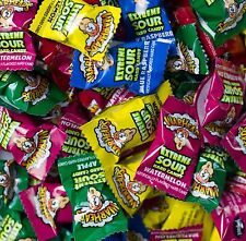 Warheads Extreme Sour Hard Candy - 3 POUNDS - Individually Wrapped FREE SHIPPING