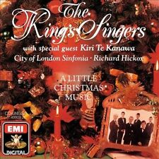 A Little Christmas Music - The King's Singers with special guest Kiri Te Kanawa