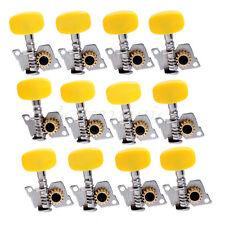 12R Classical Guitar String Inline Tuning Pegs Tuners Keys Machine Head Tuners