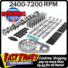 "HOWARD'S GM LS Turbo 282/278 625""/625"" 115° Cam Camshaft Kit w/Link-Bar Lifters"