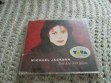 Michael Jackson You Are Not Alone RARE Austrian CD Single