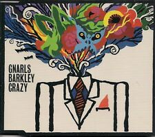 Gnarls Barkley Crazy UK CD Single +Just A Thought