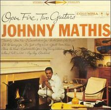 Open Fire, Two Guitars by Johnny Mathis (CD, Legacy)