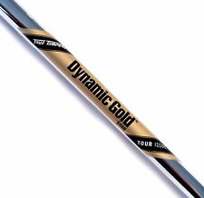 New 3-PW Set of Dynamic Gold Tour Issue X100 Shafts - Auth PFC Dealer
