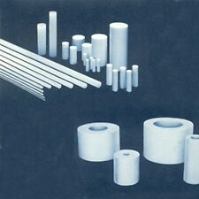 "Teflon PTFE Round Rod 2PCS Dia. 10 x long 500 mm (0.39 x 20"")"