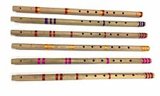 "Professional Concert Flute Scale AA 30"" Bansuri Bamboo Fipple Top Quality UK"