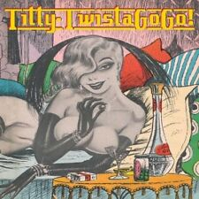 TITTY TWIST A GO LP New cheesecake cover nude Albert Collins Impalas Chico Arnez