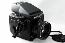 *EXC++* Mamiya 645 Super w/ Sekor C 80mm F/2.8 Lens From JAPAN