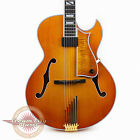 Heritage Sweet 16 Hollow Body Electric Guitar Vintage Sunburst with Case B-Stock