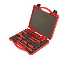 LASER TOOLS 6148 INSULATED SOCKET SET 3/8 DRIVE 16 PIECES VDE RATCHET SOCKETS +