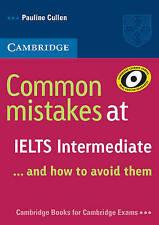 NEW Common Mistakes at IELTS Intermediate By Pauline Cullen Paperback Melbourne