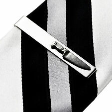Knife Tie Clip - Tie Bar - Business Gift - Handmade - Gift Box