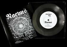 "NAEVUS Universal Overdrive / Lost Confidence 7"" (LIM.300 CLEAR V.*DOOM METAL)"