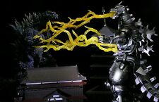SH Monsterarts Kiryu Triple Hyper Maser Cannons and Mouth Maser Effects Combo