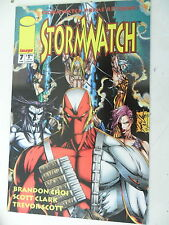 1 x estados unidos cómic Stormwatch-nº 7 February-Image-z.1