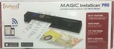 VuPoint Magic InstaScan Pro Portable Smart Scanner 1200 DPI with WiFi