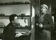 ROBERT BRESSON LE JOURNAL D'UN CURE DE CAMPAGNE 1951 PHOTO ORIGINAL #4  CORBEAU