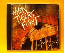 CD When Tigers Fight Ghost Story 12 TR 2006 Hardcore Germany