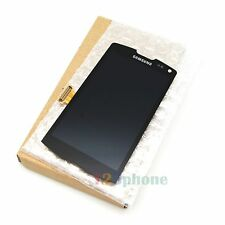 LCD DISPLAY + TOUCH SCREEN DIGITIZER ASSEMBLY FOR SAMSUNG WAVE 2 S8530 #TRACKING