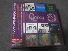 QUEEN singles collection Vol.1 JAPAN MINI LP 13 CD BOX FREDDIE MERCURY SEALED