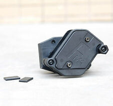 Black FMA multi-angle speed magazine pouch Fit 1911 / G17 / PX4 XDM mag M430