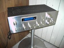 Pioneer SA 608 Amplifier blaue Serie kräftiger Verstärker vintage silber