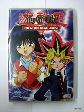 YU GI OH! CREATURE DEGLI ABISSI VOUME 3 DVD 3 Eagle Pictures Video New Sigillato