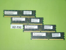 Micron MT36HTF25672PY-667D1 Server DDR2 SDRAM 4x 2GB  #KZ-732 Tray 2