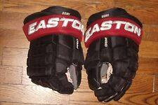 ARIZONA COYOTES Max Domi game-worn Easton Pro gloves from rookie year 2015-2016