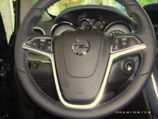 Edelstahl Lenkrad Abdeckung  Opel Astra Mokka Insignia