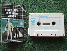 "RINGO STARR **Goodnight Vietnam** VERY RARE ""Fama"" ISSUE CASSETTE Spain BEATLES"