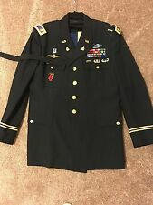US ARMY ASU Officer Uniform Set, New, 46-L Jacket And Outer Jacket, 37-R Pants