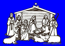 COME & ADORE HIM Advent Christmas Program drama skit Nativity adults / children