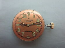 Rolex Vintage Bubble Back Movement & Dial