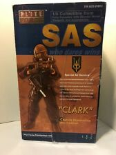Elite Force 1/6 Special Air Service (SAS) Lot Of 2 Figures With Over 30 Weapons