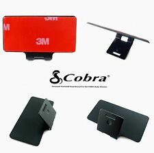 1 Permanent Windshield Mount For The COBRA Radar Detector 9-17 and Recent Models