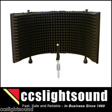 BRAVO SI05B 520mm SOUND REFLECTION SCREEN WITH MOUNTING FOR MICROPHONE