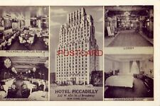 HOTEL PICCADILLY five views - In the Center of Everything - NEW YORK CITY