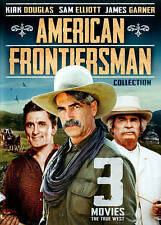 American Frontiersman Collection DVD***NEW***