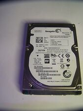 "Seagate Momentus XT ST500LX003  2.5"" 500GB Laptop Hard Drive - HD - 7200RPM"