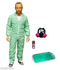 Action Figure Breaking Bad Jesse Pinkman in Blue Hazmat Suit 16 cm PX by Mezco