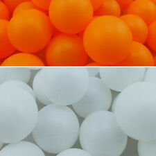 New Assorted Color Plastic Table Tennis Colorful Ping Pong Balls CJ8