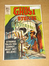 GHOST STORIES #34 FN (6.0) DELL COMICS OCTOBER 1972