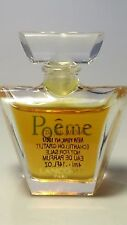 LANCOME POEME EDP 4ml/0.14oz Womens Miniature Bottle Perfume