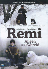 Remi - Allen op de Wereld (2 DVD)