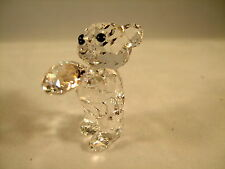"SWAROVSKI SCS KRIS BEAR ""A CRYSTAL FOR YOU"" ITEM 5034222 LIMITED ED 2013 – NEW"