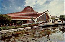 Bangkok Thailand Asien Color AK ~1960/70 Hotel Siam Intercontinental ungelaufen