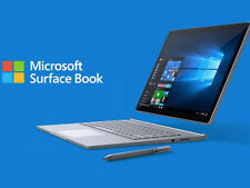 (New) Microsoft Surface Book (i5, 8GB, 256GB, Nvidia dGPU) SX3-00001