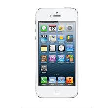 APPLE IPHONE 5 16GB WEISS OHNE SIMLOCK OHNE VERTRAG - STARKE GEBRAUCHSSPUREN