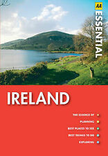 Ireland by AA Publishing (hardback, pocket sized, 2009)